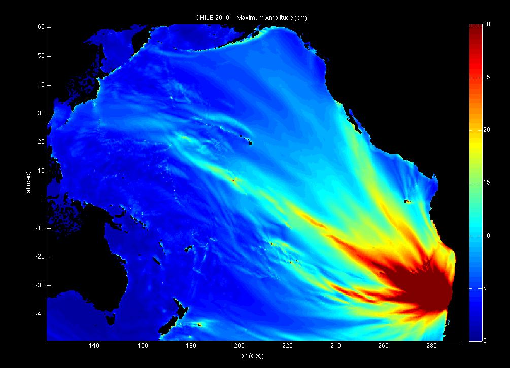 La Earthquake Forecast