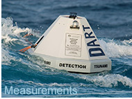 Image of DART buoy - Measurement